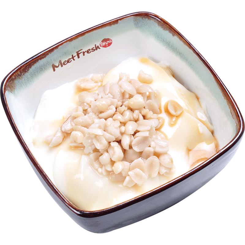 Peanut Tofu Pudding