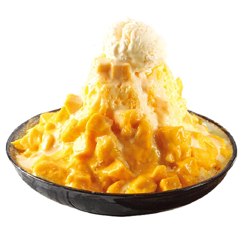 Mango Milk Shaved Ice