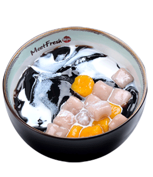 Icy Grass Jelly Signature