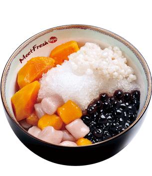 Icy Taro Ball